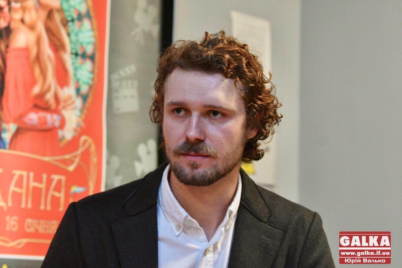 Відомий франківський актор Роман Луцький отримав орден «За заслуги» ІІІ ступеня