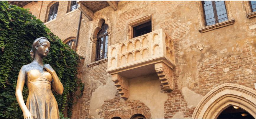 Airbnb пропонує 14 лютого пожити в будинку Джульєтти безкоштовно