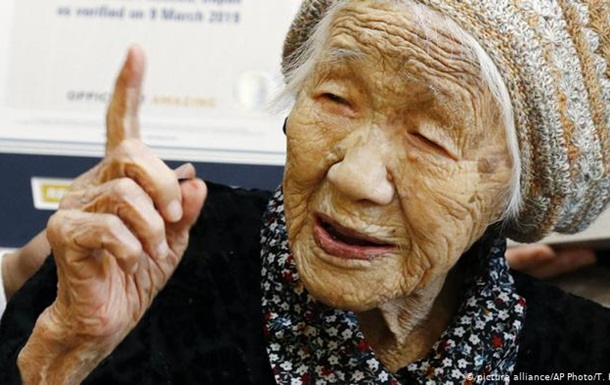 Найстарішій у світі людині виповнилось 117 років