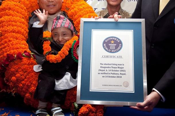 У Непалі померла найменша людина на планеті (ВІДЕО)