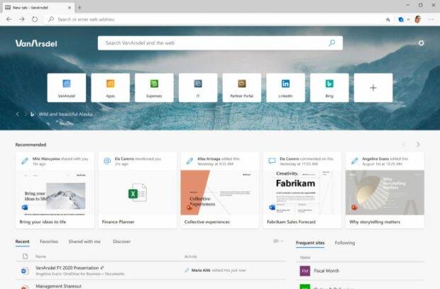 Microsoft представила новий браузер на базі Chrome: головні особливості