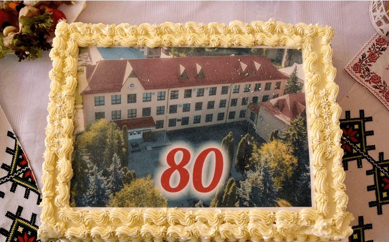 Івано-Франківський базовий медичний коледж відзначив 80-річчя (ФОТО)