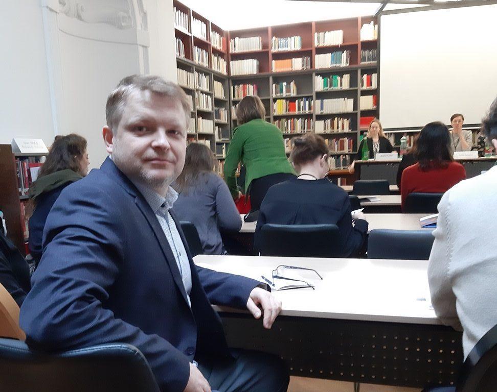 Франківський професор переклав книгу з англійської й потрапив на стажування в Австрію (ФОТО)