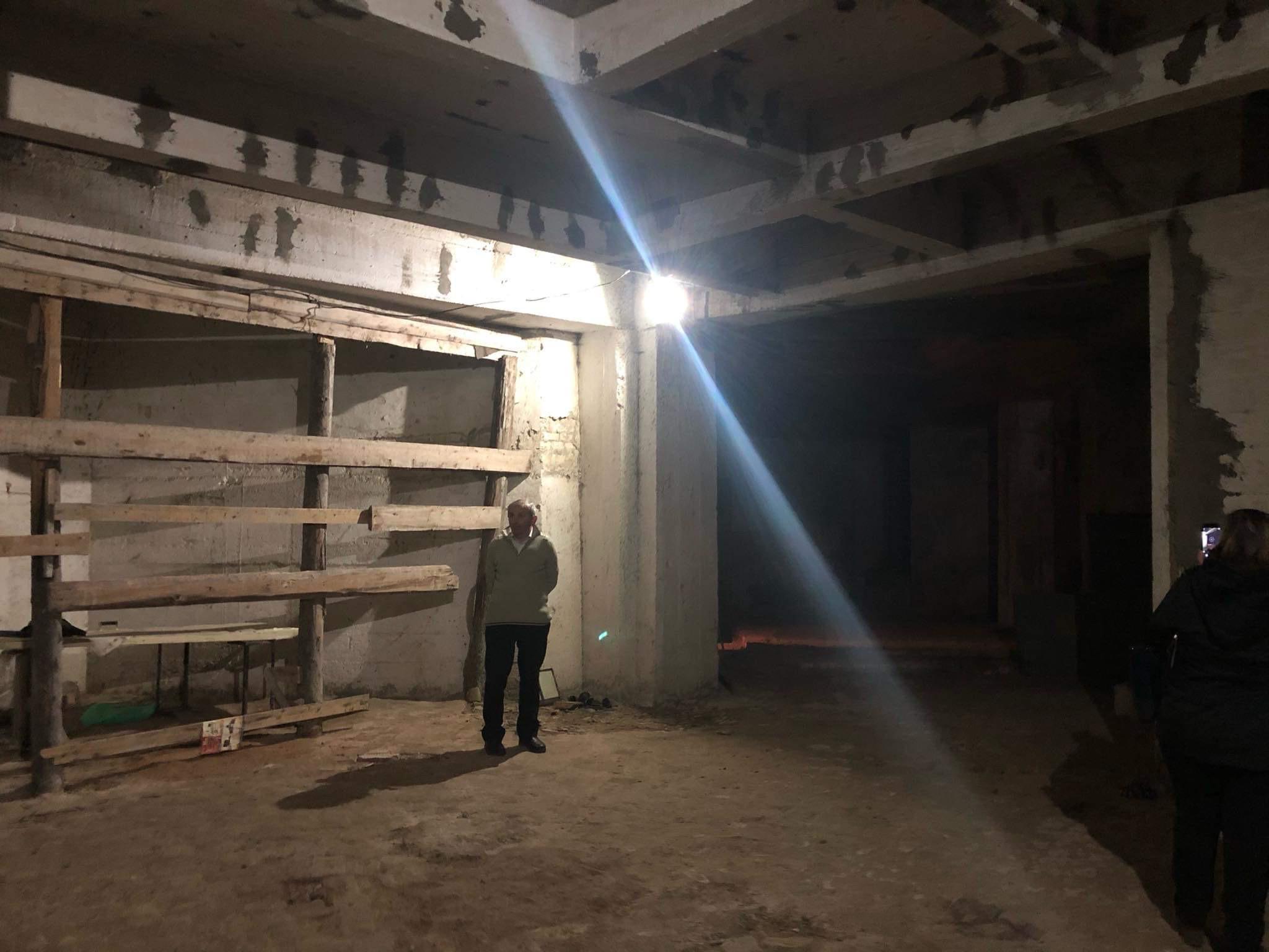 Підвальні приміщення Ратуші планують облаштувати для громадських потреб (ФОТО)