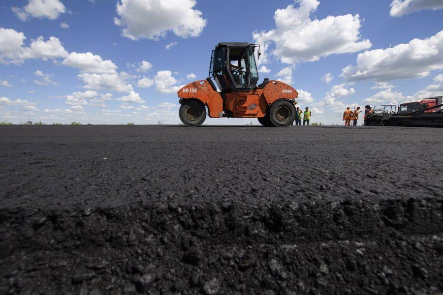 На Прикарпатті планують використовувати для ремонту дорігзолошлакові матеріали