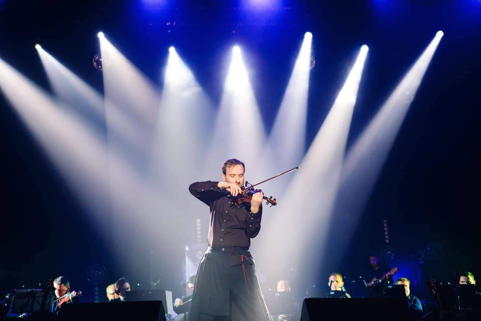 Франківців запрошують на концерт відомого скрипаля-віртуоза (ФОТО, ВІДЕО)