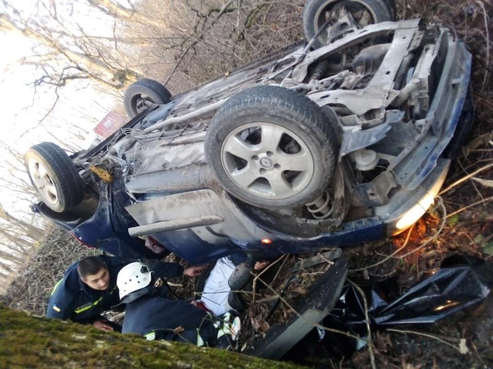 З'явилися подробиці смертельної ДТП на Рогатинщині, в якій загинули двоє людей (ФОТО)