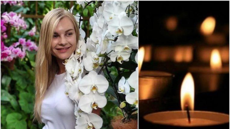 У Франківську попрощаються з Марією Микитюк, яка загинула в авіакатастрофі в Ірані