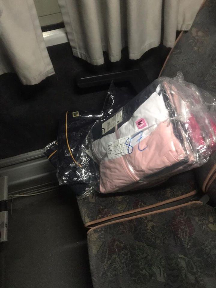 """Водій автобуса """"Вроцлав-Верховина"""" хотів нелегально ввезти в Україну товар на 200 тисяч гривень (ФОТО)"""