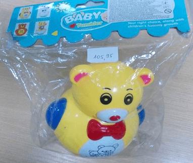 Дитячу іграшку з перевищеним у 120 разів вмістом свинцю виявили в Івано-Франківську (ФОТОФАКТ)