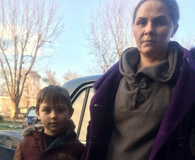 Розшукуваних шестирічного хлопчика та його матір виявили в сусідній області (ФОТО)