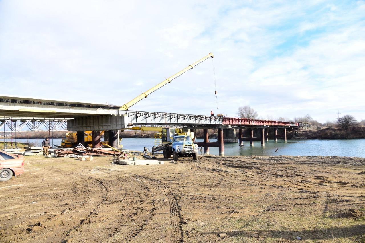 Міст через Дністер між Калущиною та Галицьким районом хочуть добудувати вже цього року (ФОТО)