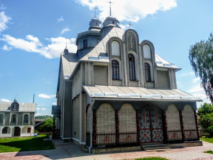 У Галицькому районі в церкві встановили енергозберігаюче опалення (ВІДЕО)