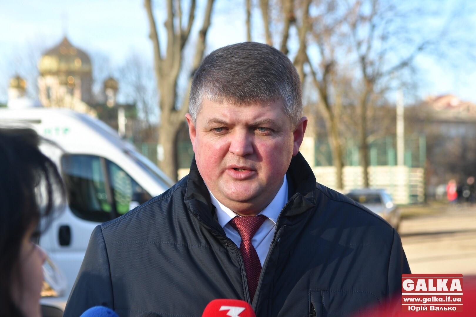 Віталій Федорів став головою Івано-Франківської ОДА. Поки що – в.о.