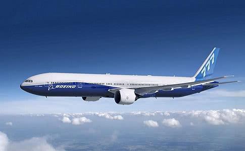 Boeing провела перший випробувальний політ найбільшого літака 777X (ВІДЕО)