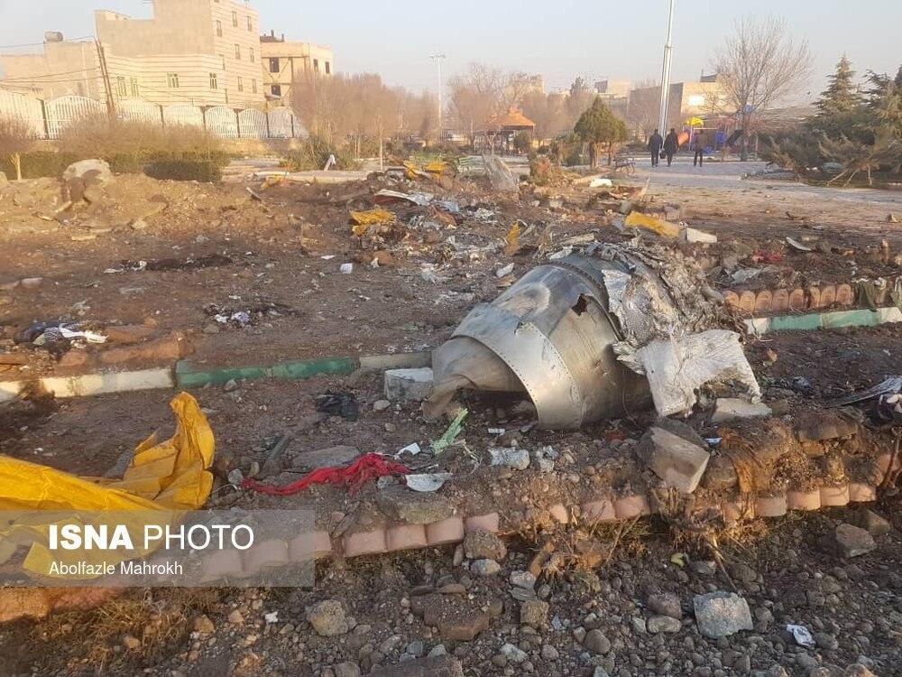 Літак «МАУ» розбився в Ірані. Загинули 176 людей (ФОТО, ДОПОВНЕНО)