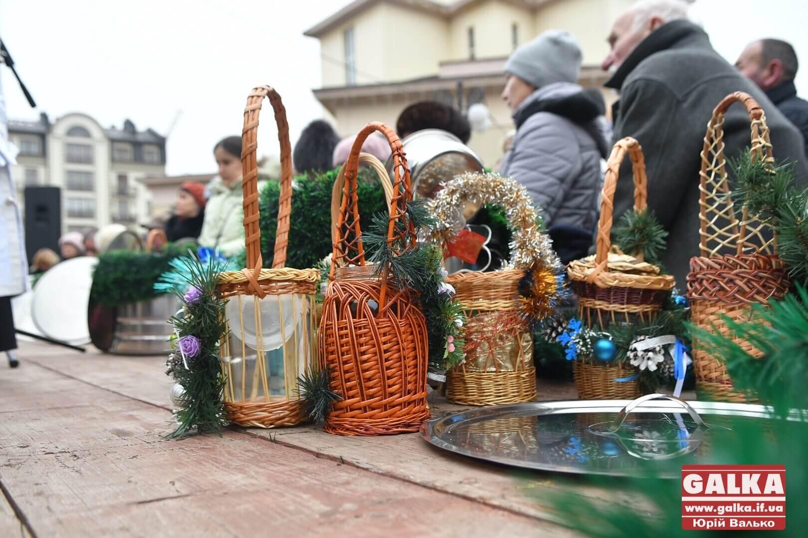 У центрі міста священники різних конфесій освятили воду (ФОТО)
