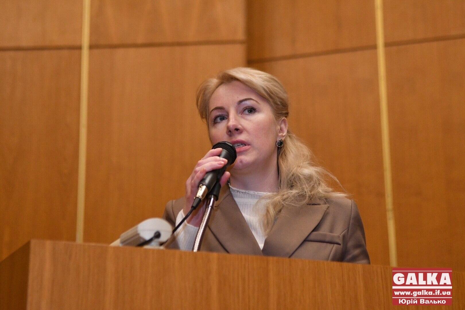 Хто така майбутня голова Івано-Франківської ОДА Світлана Онищук? (БІОГРАФІЯ)