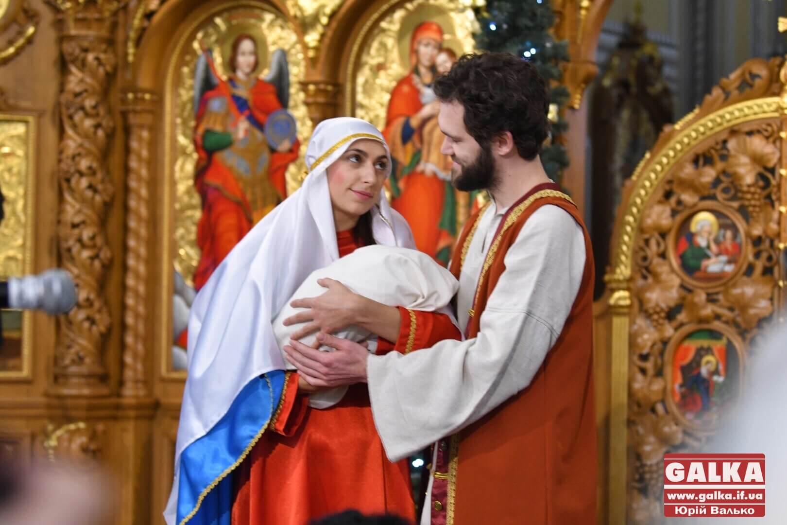 В Івано-Франківську урочисто відкрили фестиваль «Коляда на Майзлях» (ФОТО, ВІДЕО)