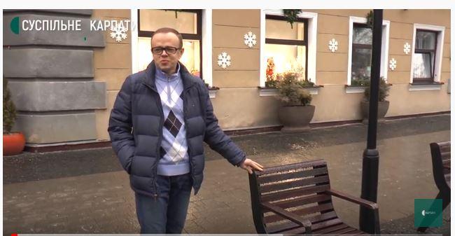 Франківськ боргує виробнику вуличних меблів у центрі міста близько мільйона гривень (ВІДЕО)