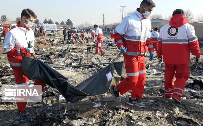 Авіакатастрофа літака МАУ в Ірані. Все, що відомо (ФОТО, ВІДЕО)