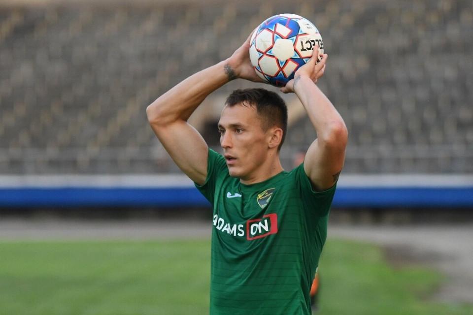 28-річний Ярослав Конкольняк залишає «Прикарпаття»