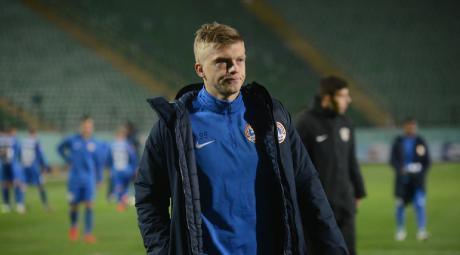 Прикарпатський футболіст – на перегляді у тогорічного фіналіста Кубка України
