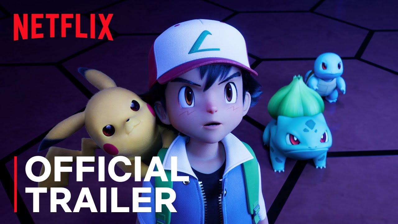 Netflix випустить римейк першого повнометражного фільму про покемонів (ВІДЕО)