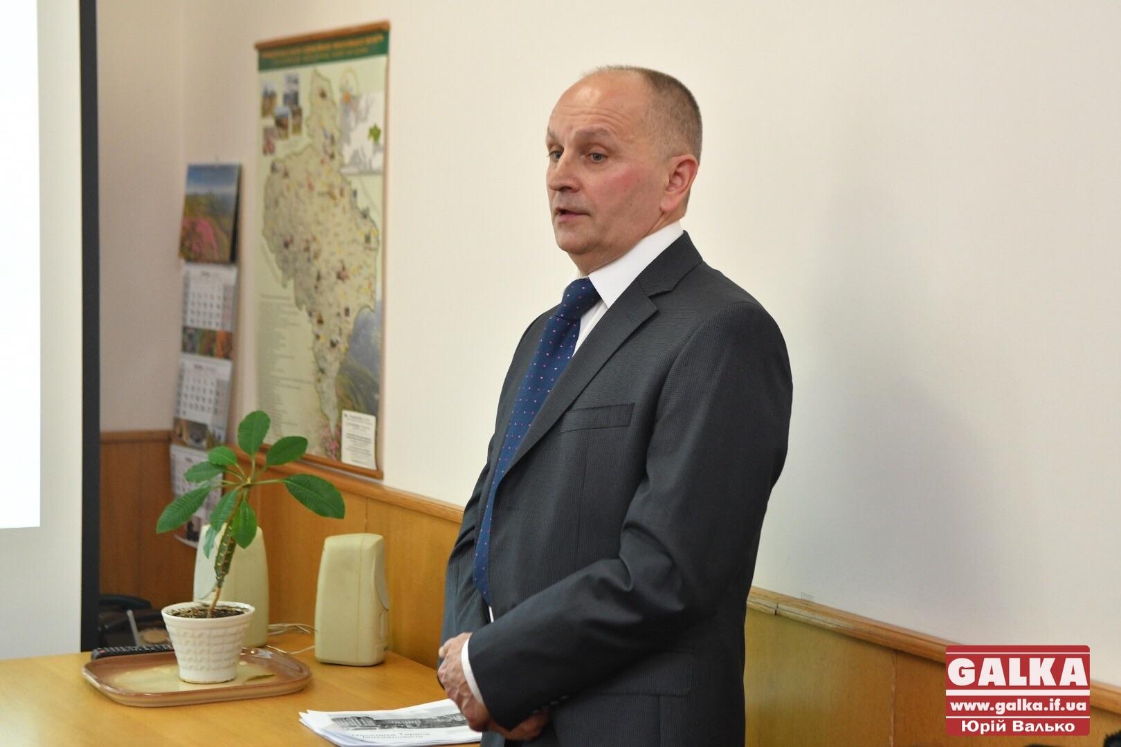 Обласна дитяча лікарня нарешті отримала нового керівника – ним таки буде Тарас Мельник (ФОТО)