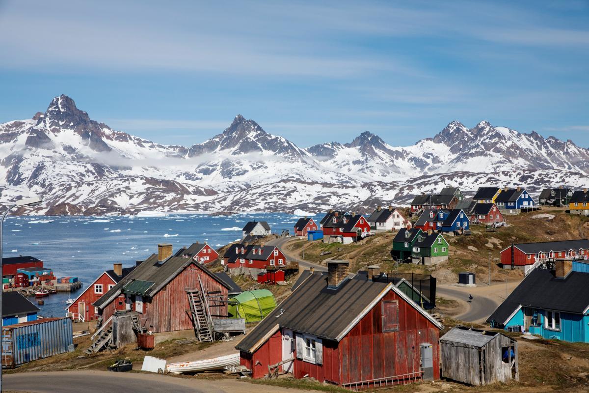 Гренландія продаватиме воду з розталих льодовиків