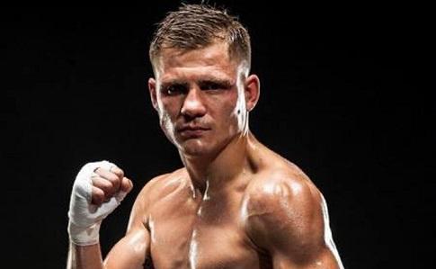 Український боксер Берінчик захистив титул чемпіона WBO (ВІДЕО)