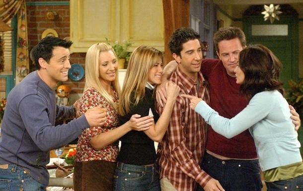 """""""Друзі"""" повертаються: HBO підтвердила вихід нової серії"""