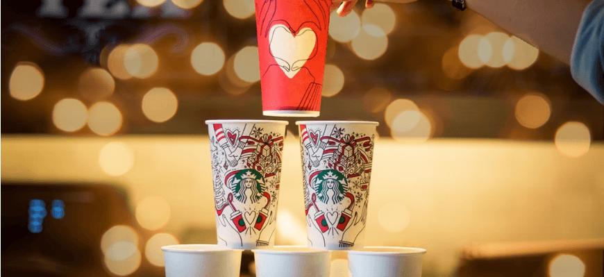 """McDonald's та Starbucks розробили """"розумні"""" багаторазові стаканчики"""
