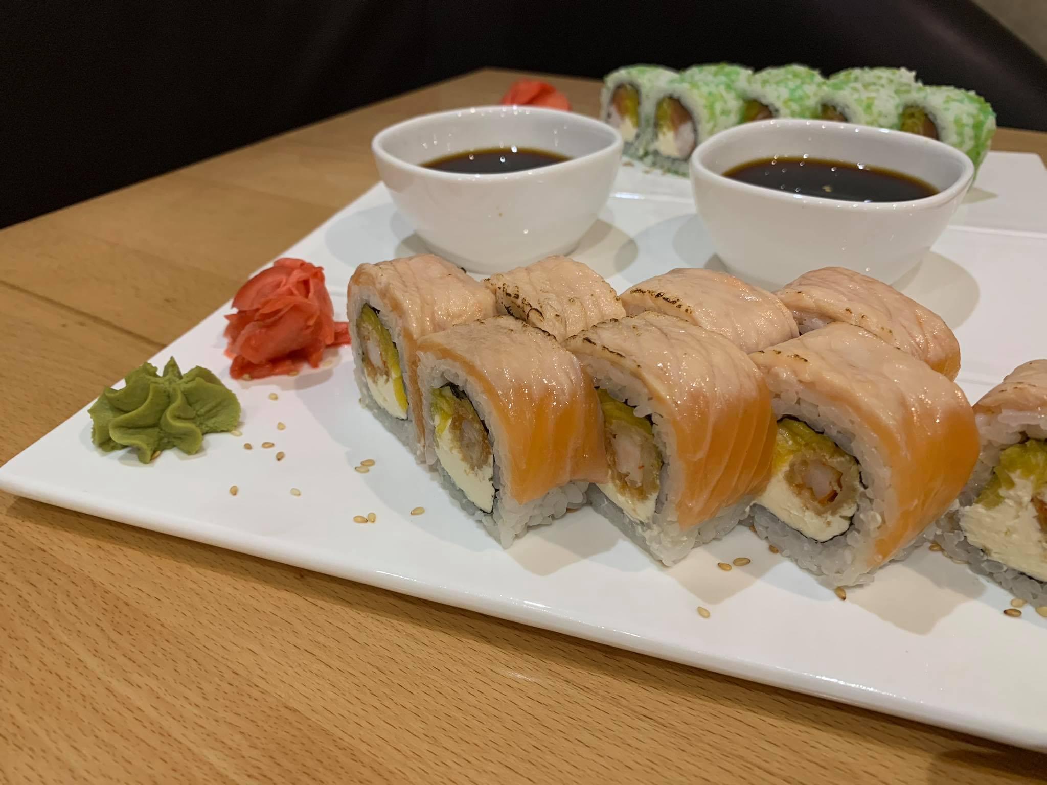 Мистецтво смаку: ресторан «Хлібосольний» запрошує скуштувати роли (ФОТО, ВІДЕО)