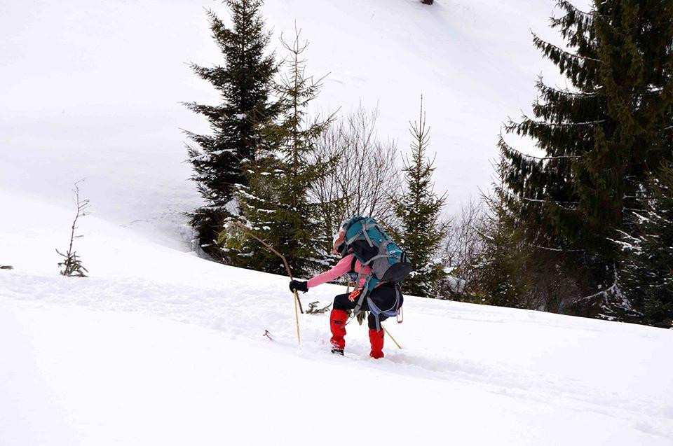 Як на Прикарпатті близько 100 лижників у спритності змагалися (ФОТО)