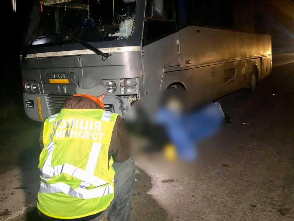 Поліція шукає свідків смертельної аварії на Прикарпатті та знайомих загиблого