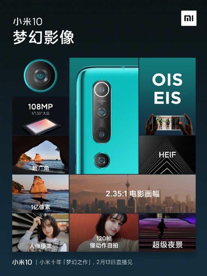 Мрія фотографа. Xiaomi розкрила подробиці про камери нового флагмана