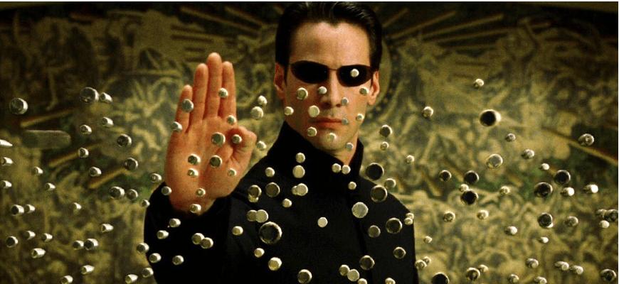 """В мережі з'явилися кадри зі зйомок фільму """"Матриця 4"""" (ВІДЕО)"""