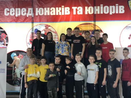 Франківські кікбоксери завоювали 27 медалей на чемпіонаті України