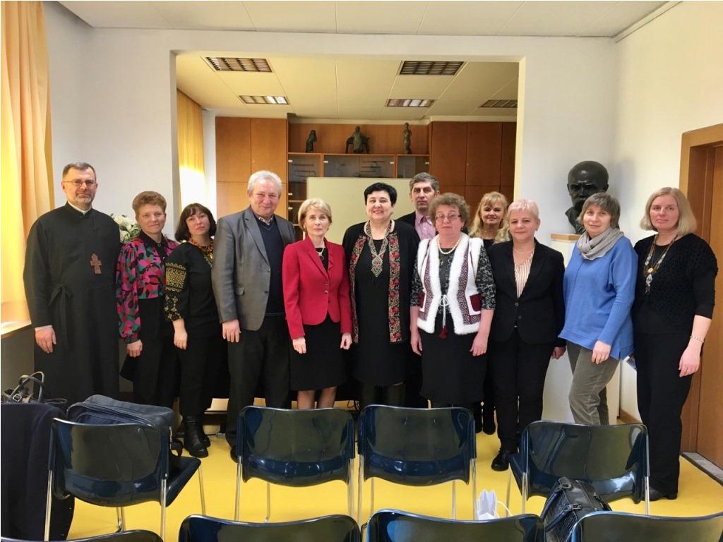 Науковиці франківського вишу виступили з доповідями за круглим столом у Німеччині (ФОТО)