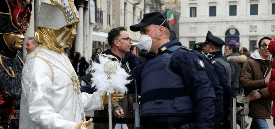 Італія стала головним епіцентром коронавіруса в Європі