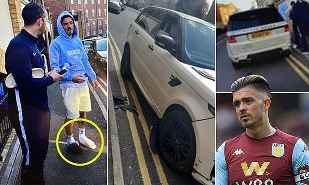 Англійський футболіст закликав фанатів сидіти вдома і слідом розбив авто у стані сп'яніння (ФОТО)