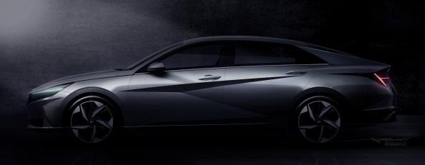 Hyundai представила нову Elantra (ВІДЕО)