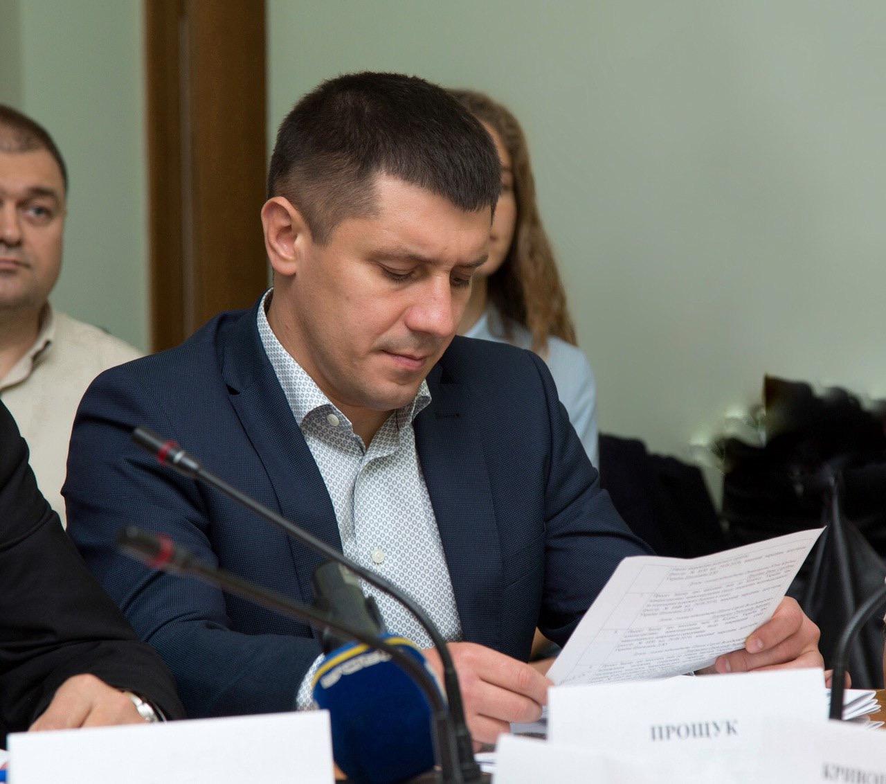 """Нардеп Прощук розповів про майбутнє заводу """"Радикал"""""""