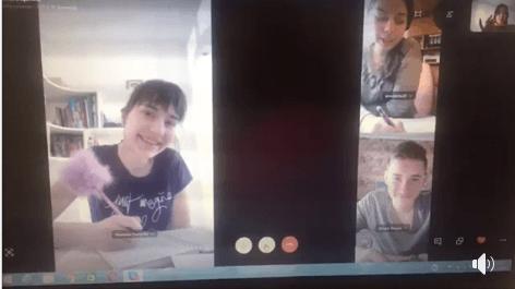 Франківські школярі під час карантину навчаються онлайн (ВІДЕО)