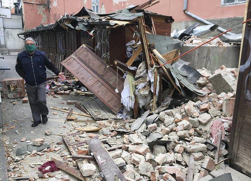 Хорватію понівечило потужним землетрусом (ФОТО)