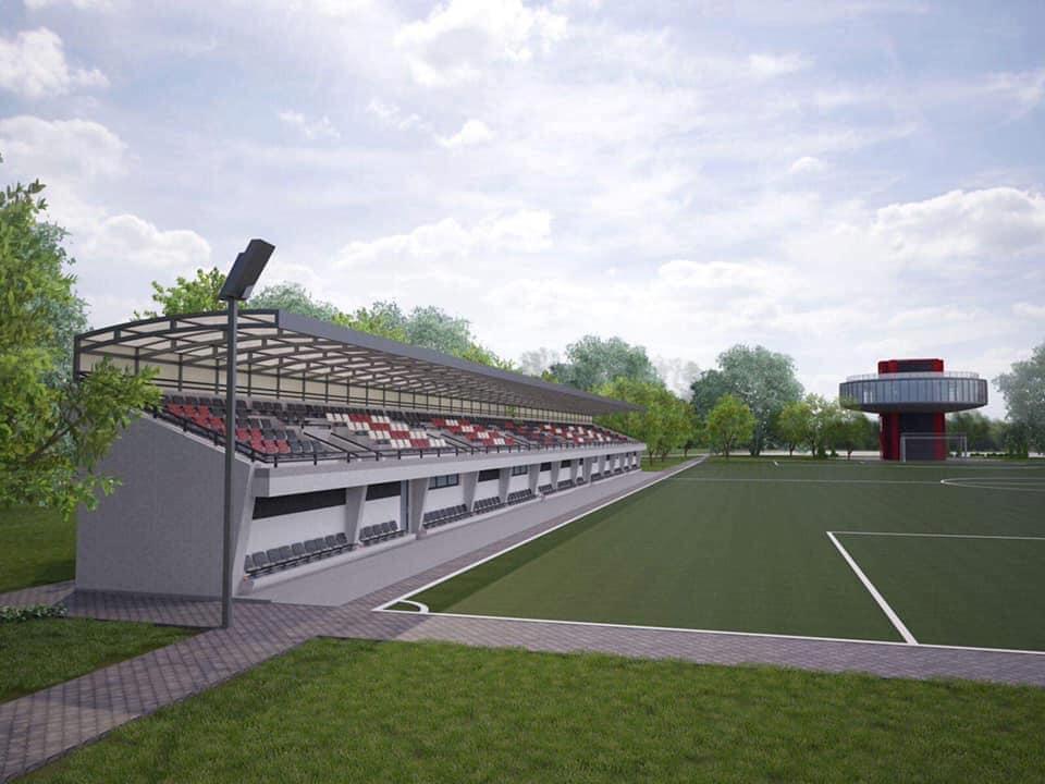 УКБ назвало об'єкти культури та спорту, які планують будувати й ремонтувати цьогоріч у Франківську