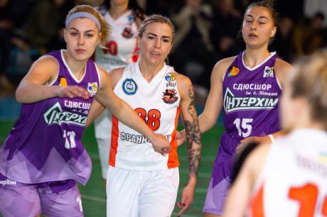 Франківські баскетболістки у драматичному матчі поступилися суперницям з Одеси