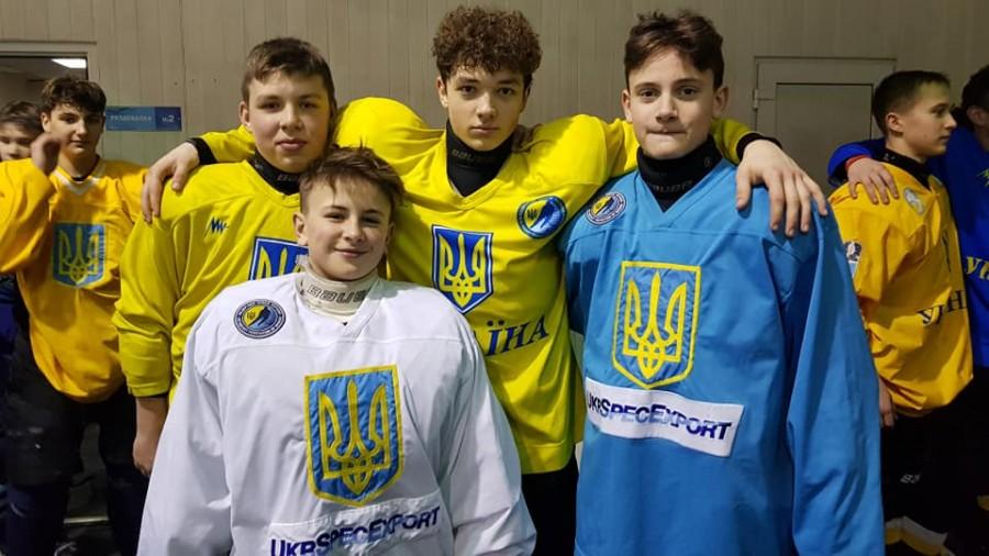 П'ятеро калуських хокеїстів стали членами збірної України (ФОТО)