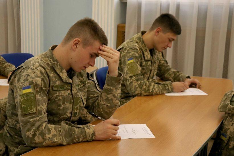 Прикарпатців кличуть на навчання до військових вишів